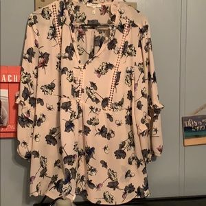 Cute spring time blouse